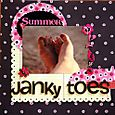Janky Toes