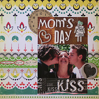 TS June MOM's day kiss500