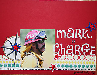 Mark in Charge June TS kit