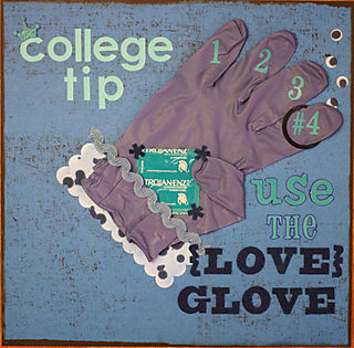 TS Olympic challenge #2 love glove 575