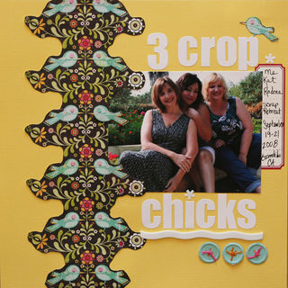 3 crop chicks 500