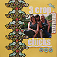 3 crop chicks
