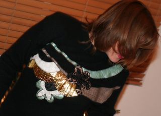 Xmas parties, sweaters and more 085